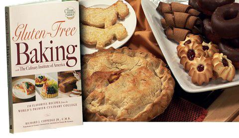 Baker training video gluten free baking dvd by the for American cuisine dvd