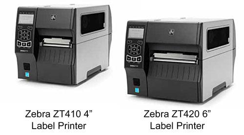 632776f057 Food Label Printers  Zebra ZT410   ZT420 Industrial 4- and 6-Inch ...